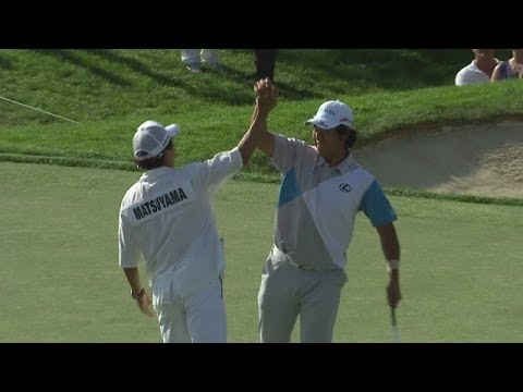 Hideki Matsuyama claims his first PGA TOUR victory at the Memorial | Highlights