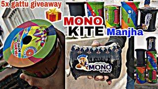 MONOKITE Manjha | Best manjha to cut other kites 🔥 | desi patangbazz 🔥