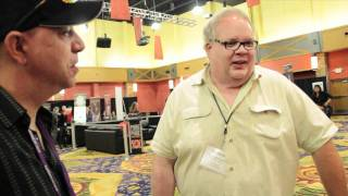 RMAF 2011_ Jorge Interviews Pete Millet and Todd The Vinyl Junkie on their new amps!