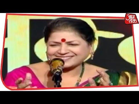 KV सम्मेलन : हंसी मजाक के बीच कवी बोले कुछ ऐसा कि Kumar Vishwas के भी उड़ गए होश