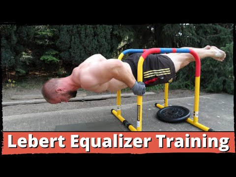 Bars4Life Motivation Video - Lebert Equalizer Training [HD]
