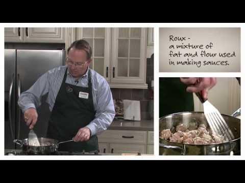 Cooking with Fred – Beef Stroganoff