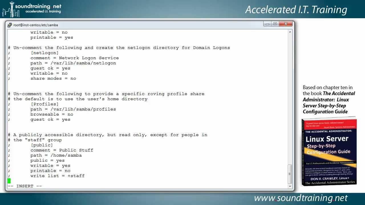 Как сделать linux сервер