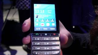 Nokia Asha 300, hands-on (EN)