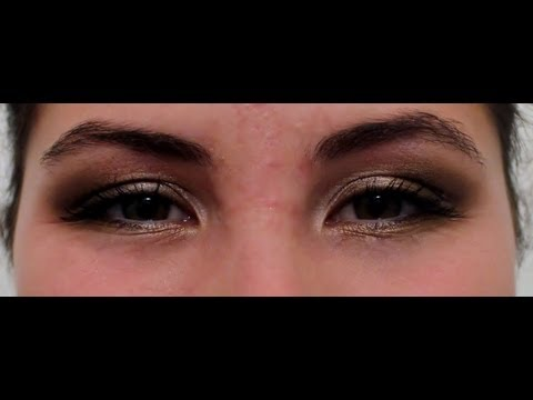 Bronzed Smokey Eye Using The Urban Decay Naked Palette Ft. My Big Sister video