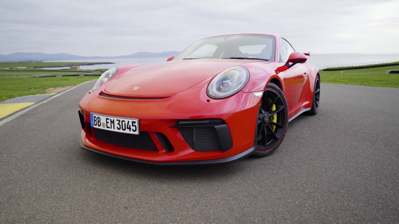 The Porsche 911 GT3 - Chris Harris Drives - Top Gear