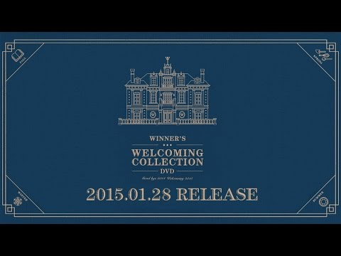 WINNER - WELCOMING COLLECTION DVD PREVIEW SPOT