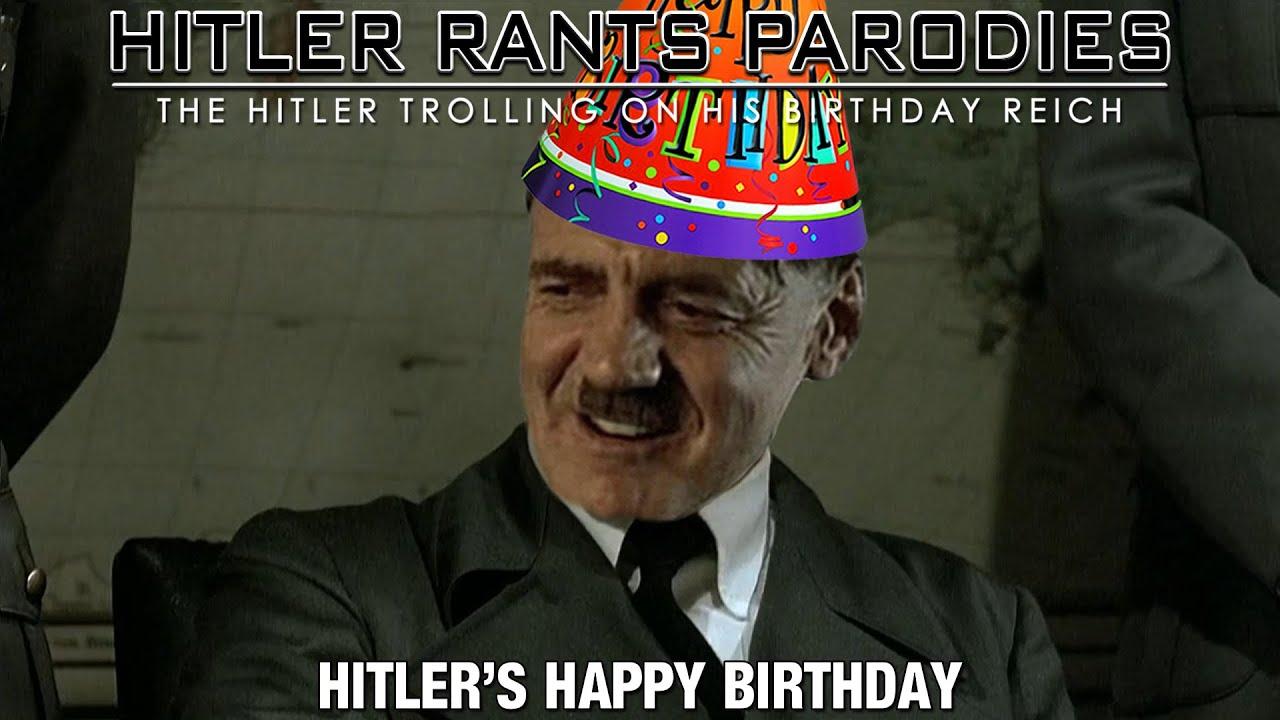 Hitler's Happy Birthday