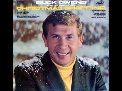 Buck Owens And The Buckaroos - Christmas Shopping
