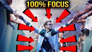 Miracle- Tinker is being Focus all the Game but he have Fastest Hands Dota 2