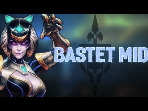 BASTET MID: THIS KITTY LOVES PENETRATION! - Incon - Smite