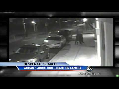 Philadelphia police looking for suspect who abducted a woman off the street