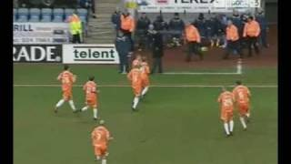 TOP10 Goals Coca-Cola Championship 2009/10 || The Football League