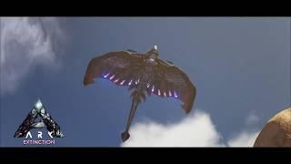 Ark Survival Evolved Extinction OST Desert Titan Cinematic