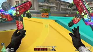 Crossfire NA 2.0 : Steyr TMP Dead Eye - Hero Mode X - Darkage Zombie V4