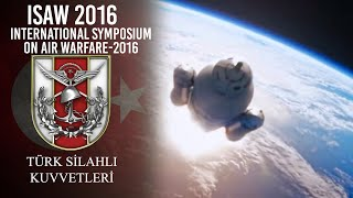 ISAW 2016 (International Symposium on Air Warfare-2016)