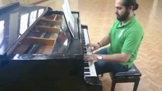 Death Note - low of solipsism - piano solo