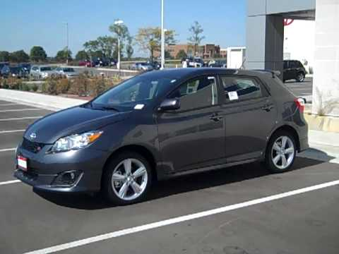 2010 Toyota Matrix S All Wheel Drive Jon Lancaster Toyota