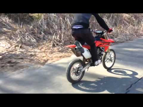 CRF150R vs CRF150Fneed some help here  ThumperTalk