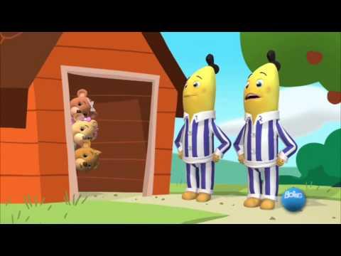 Bananas en pijama. Episodio 01. El truco de magia