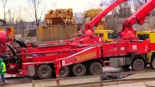 6. Excavator, Bulldozers, Crane - Máy xúc, Máy ủi, CẦn cẩu ( KIDs TV)