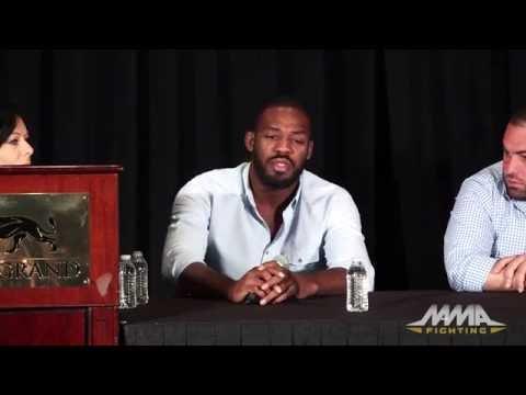 Jon Jones UFC 200 Press Conference