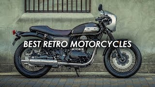 15 Best Retro Motorcycles 2019