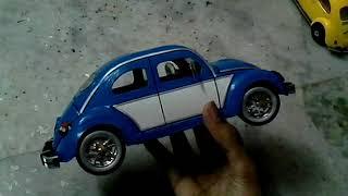 Finally my custom 1968 Volkswagen Beetle restoration is finished! 😎