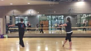 Ballet Class 5-31