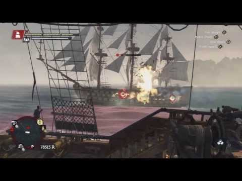 How to Get Elite Cannons - Assassin's Creed 4