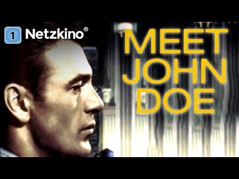 Meet John Doe [Gary Cooper]