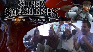 Live Reaction! | Super Smash Bros Ultimate Roster and Ridley Reveal