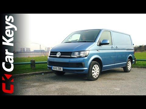 Volkswagen Transporter 2016 review - Car Keys