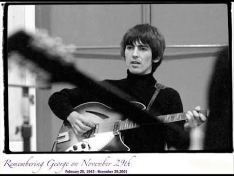 George Harrison - Beautiful Girl