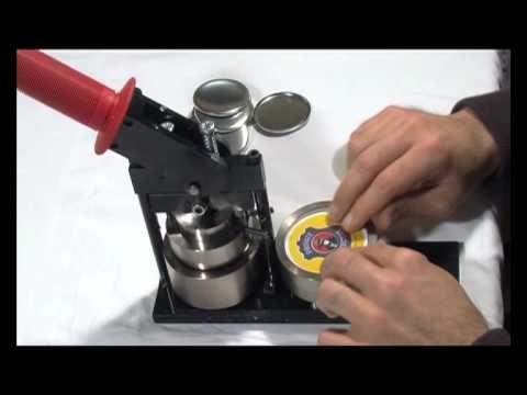 Comment fabriquer des badges personnalis s miroir - Machine pour faire des badges ...