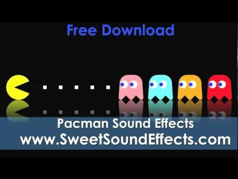 Download Pacman Sound Effects