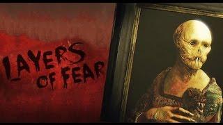 Layers Of Fear [Страшно красивая игра]
