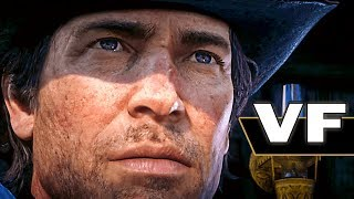 RED DEAD REDEMPTION 2 : Bande Annonce de Gameplay VF (2018)