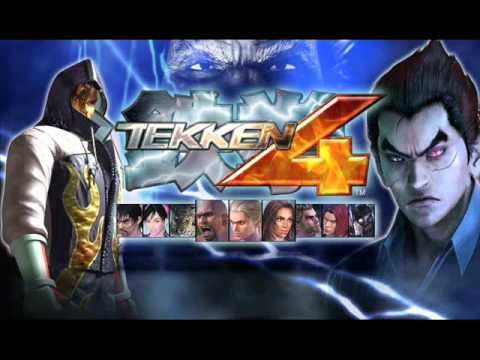All Tekken Character Select Music video