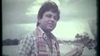 BANGLA MOVIE SONG - BULBUL on KALMILATA - Matir Manush Hoiyare Tui Ei Matire Chinlina