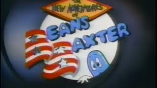 The New Adventures of Beans Baxter - TV Show