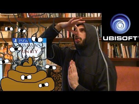 UBISOFT SE HUNDE CON ASSASSINS CREED UNITY - Notijuegos - Sasel - Noticias - opinión