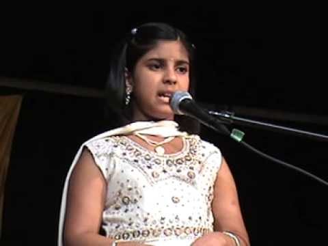 Anusha Singing Ullasada Hoomale From Kannada Movie Cheluvina Chittara video