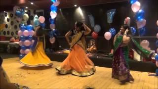 Dikhtana Godh Bharai Dance