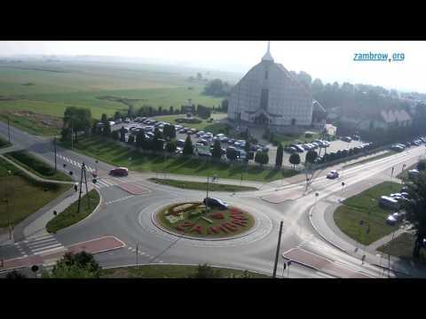 Wypadek W Zambrowie, Na Ulicy Białostockiej - Zambrow.org