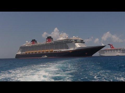 Disney Cruise Line, Fantasy   -- Port of call Grand Cayman Island