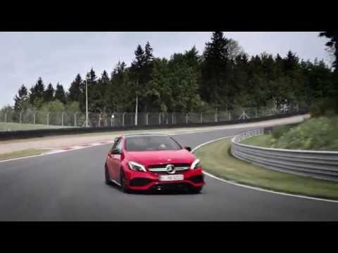 Mercedes-Benz España: nueva generación Clase A (2016)