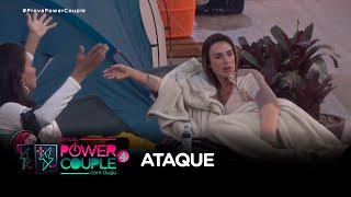 Nicole volta a atacar Mariana após briga generalizada