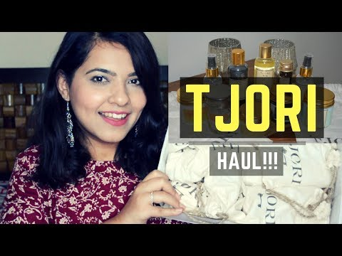 #HHFShops - Ayurvedic and Organic Skincare Haul from Tjori!