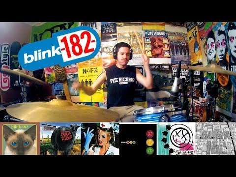 Blink 182 - Drum